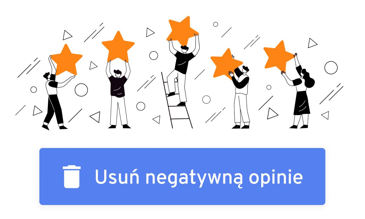Jak usunąć opinie z google