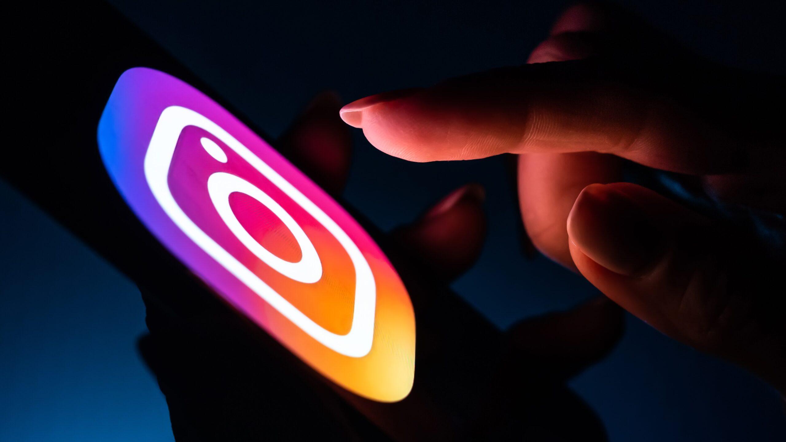 Jak zrobić czarnego Instagrama