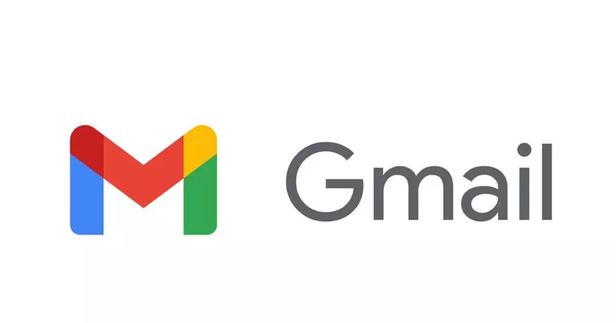 nowe logo Gmail