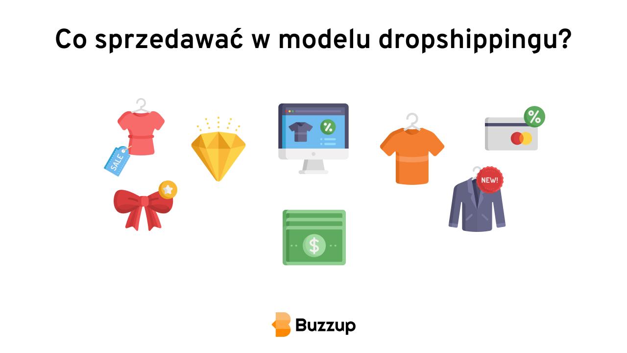 Co sprzedawać w dropshippingu