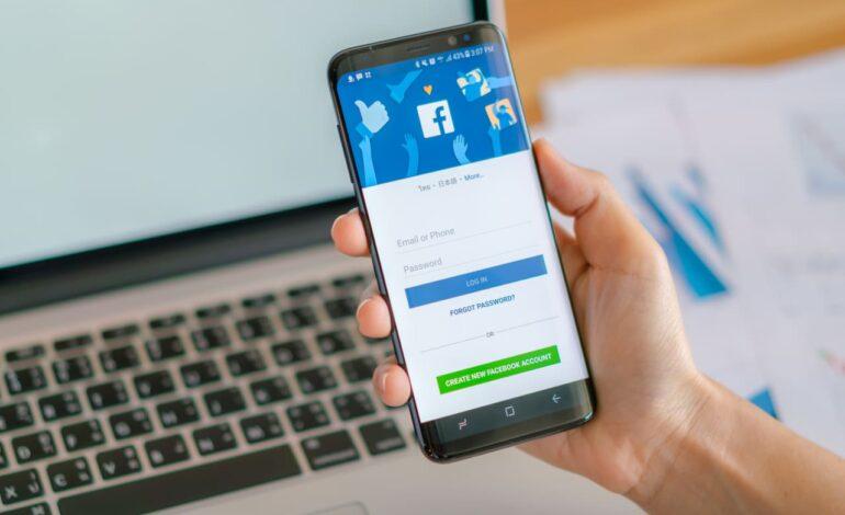 Wykryto logowanie do Twojego konta Facebook