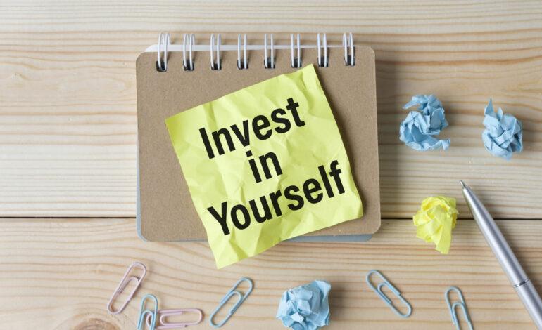 Inwestowanie w siebie. Jak się rozwijać?